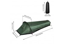 1 Person Outdoor Waterproof Camping,Hiking Tent