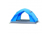 2 Person Waterproof Polyester Tent Easy Carry Quickly Automatic Opening Camping Tent