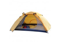 Outdoor Portable printed camping tent fabric for camping tents