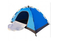 2-4 Persons Instant Automatic Single Layer Camping Tent