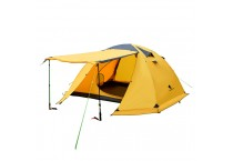 3-4 Person Double Layers Easy Up Tent