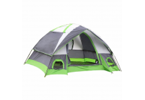 4 Person Double Camping Traveling Family Tent Outdoor Waterproof Camping Tent