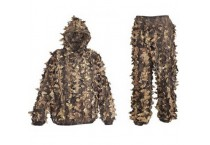 3D camouflage hunting leaf ghillie suit