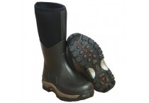 Men's Black Wellington Neoprene Thinsulate Rain Boots