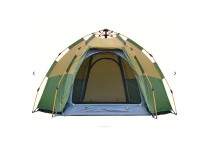 Automatic Camping Tent Outdoor Waterproof 4-5 Person Family Tent