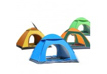 Automatic Folding 3-4 People Quick Open Two Person Camping Outdoor Waterproof Tent