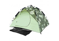 Automatic Pop Up Dome Tent 3-4 Person Instant Camp Tents Portable Beach Tent for Camping