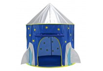 Children's Toy Game House Space Capsule Indoor And Outdoor Castle Tents