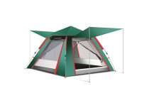 Customized Outdoor Camping Beach for3-5 People Double Layers Thicken Waterproof Tent
