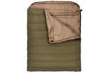 Envelope family double person silk soft down liner outdoor camping sleeping bag