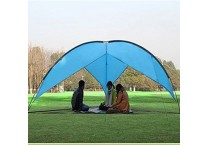 Family Triangular Sun Shade Shelter Canopy