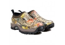 Farmer Camo Waterproof Rubber Garden Shoes