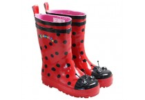 Fashion Kids Rubber Rain Boots