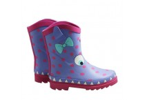 Girls Cute Rubber Rain Boots