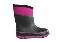 Girls Warm Safe Waterproof Neoprene Boots