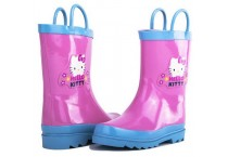 Hello Kitty Girls Pink Rain Boots