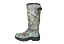 High Quality Mens Waterproof Camo Hunting Boots Outdoor Neoprene Rubber Rain Boots