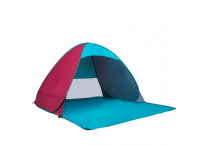 Hot sale fully automatic 2 person beach tent quick pop up sun shade sun protection beach tent
