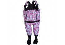 Kids Cute Neoprene Fly Fishing Chest Waders