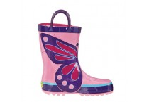 Kids Wings Rubber Rain Boot