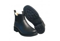 Ladies Customized Fashion Waterproof Ankle Rubber Rain Boots