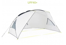 Large Outdoor Camping Sun Shelter Waterproof Anti Ultraviolet Camping Beach Canopy Tent