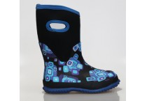 Latest Girls Printing Neoprene Boots