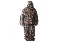 Leaf Camouflage Pattern Fatigues Ghillie Suit