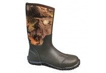 Men's  Camo Hunting Boots  Outdoor Farming Boots