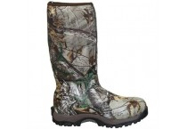 Men's Camo Neoprene Waterproof Insulated Boot