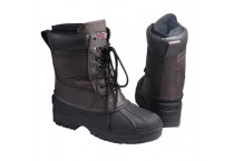 Men's Lace Up Anti Slip Winter Snow Boots