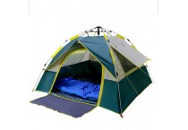 outdoor 3-4 person waterproof automatic camping  Beach tent
