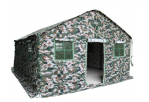Outdoor Camping Canvas Camouflage Warm Tent