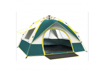 Outdoor Camping Tent For 2-3 People Automatic Outdoor Waterproof Camping Family Tent