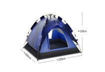 Outdoor waterproof  Automatic Protable Camping Beach Tent