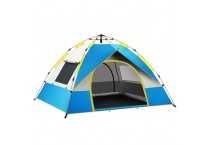 Outdoor Waterproof sunproof 4 person Beach Automatic Camping Tent
