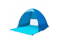 Outdoor waterproof sunshade oxford  single layer camping beach tent