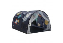 Printed Kids Play House Mosquito Net Bed Tents