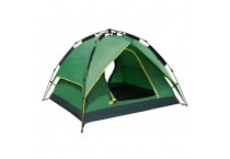 Waterproof Double - layer Family Thickened Hydraulic Camping Tents