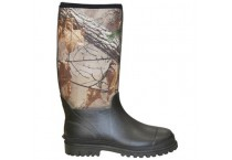 Waterproof Camo Neoprene Rubber Hunting Boots