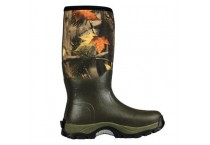 Waterproof Camo Neoprene Wellington Rain Boots