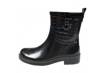 Women's fashion ankle rubber boots