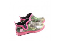 Women's Lightweight Waterproof Rubber Garden Shoes