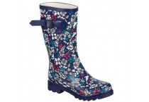 Women's Mid-cut Rubber Rain Boots