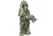 Woodland Ghillie Suit for Hunting and Army